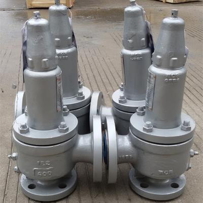 wa42y波纹管平衡式安全阀图片